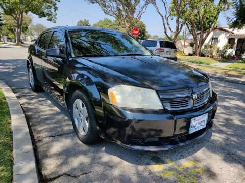 2010 Dodge Avenger for sale at Apollo Auto El Monte in El Monte CA