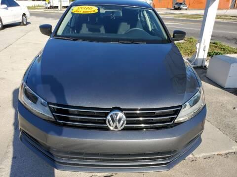 2016 Volkswagen Jetta for sale at Steve's Auto Sales in Sarasota FL