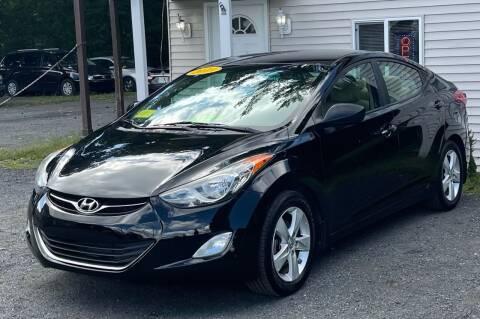 2013 Hyundai Elantra for sale at Landmark Auto Sales Inc in Attleboro MA