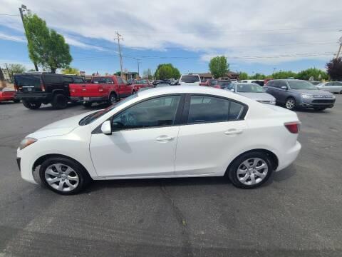 2011 Mazda MAZDA3 for sale at Silverline Auto Boise in Meridian ID
