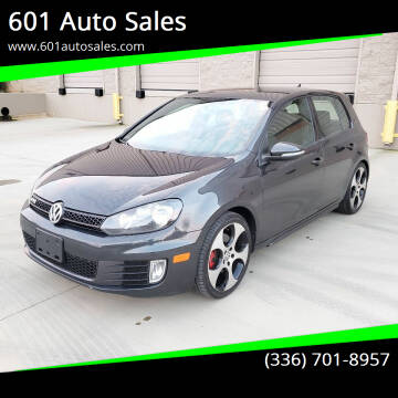 2014 Volkswagen GTI for sale at 601 Auto Sales in Mocksville NC