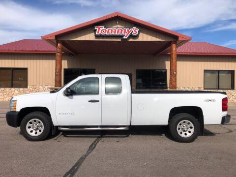2013 Chevrolet Silverado 1500 for sale at Tommy's Car Lot in Chadron NE