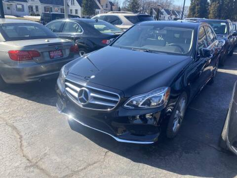 2014 Mercedes-Benz E-Class for sale at CLASSIC MOTOR CARS in West Allis WI