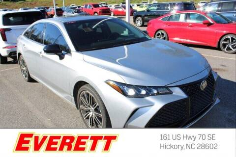 2019 Toyota Avalon for sale at Everett Chevrolet Buick GMC in Hickory NC