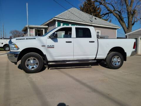 2015 RAM Ram Pickup 2500 for sale at J & J Auto Sales in Sioux City IA