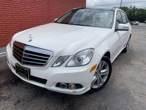 2011 Mercedes-Benz E-Class for sale at Cars R Us in Indianapolis IN