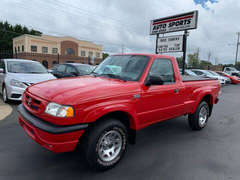 2001 Mazda B-Series Pickup for sale at Auto Sports in Hickory NC