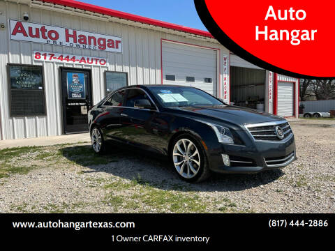 2014 Cadillac ATS for sale at Auto Hangar in Azle TX