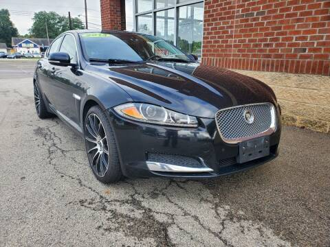 2013 Jaguar XF for sale at Auto Pros in Youngstown OH