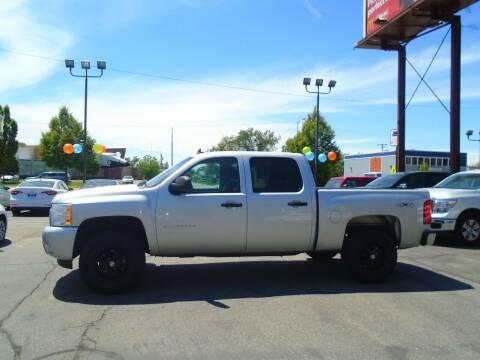 2011 Chevrolet Silverado 1500 for sale at Smart Buy Auto Sales in Ogden UT