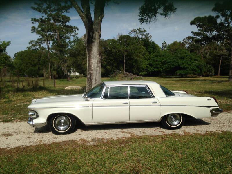 1963 Chrysler Crown  - Port Orange FL