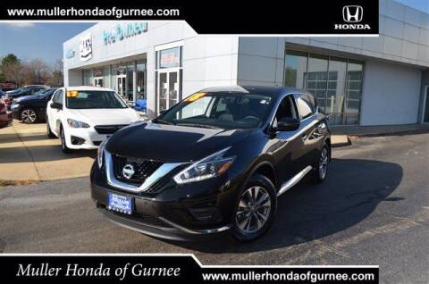 2018 Nissan Murano for sale at RDM CAR BUYING EXPERIENCE in Gurnee IL