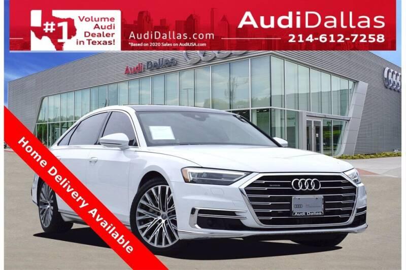 2019 Audi A8 L for sale in Dallas, TX