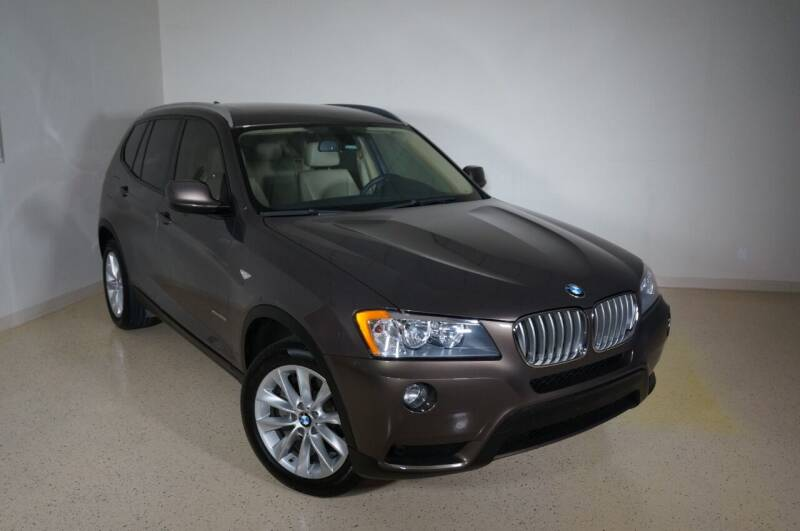 2014 BMW X3 for sale at TopGear Motorcars in Grand Prarie TX