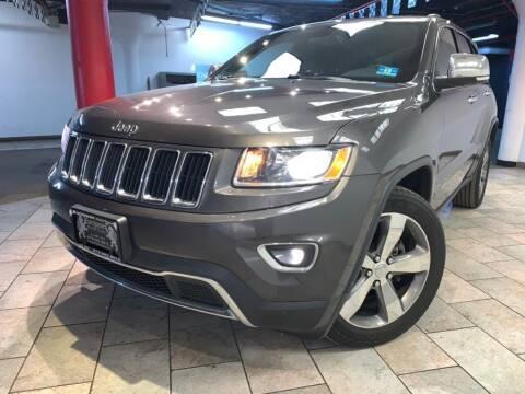 2015 Jeep Grand Cherokee for sale at EUROPEAN AUTO EXPO in Lodi NJ