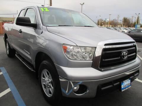 2012 Toyota Tundra for sale at Choice Auto & Truck in Sacramento CA