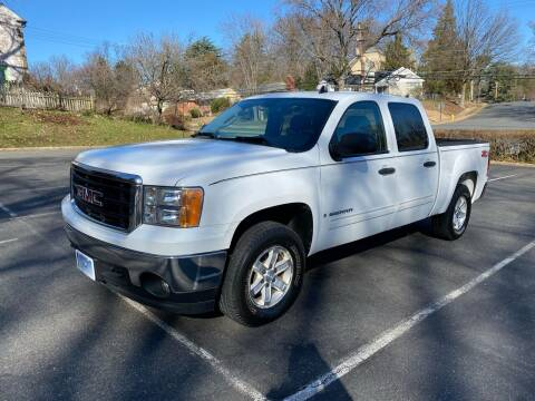 2007 GMC Sierra 1500 for sale at Car World Inc in Arlington VA