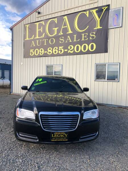 2014 Chrysler 300 for sale at Legacy Auto Sales in Toppenish WA