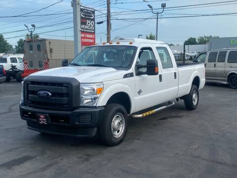 2012 Ford F-350 Super Duty for sale at KAP Auto Sales in Morrisville PA