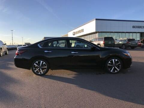 2018 Nissan Altima for sale at Schulte Subaru in Sioux Falls SD