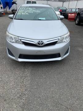 2014 Toyota Camry for sale at Reliance Auto Group in Staten Island NY