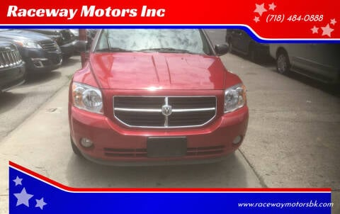 2011 Dodge Caliber for sale at Raceway Motors Inc in Brooklyn NY
