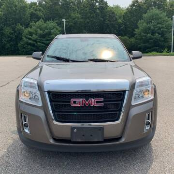 2010 GMC Terrain for sale at GLOVECARS.COM LLC in Johnstown NY