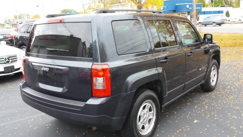 2014 Jeep Patriot Sport 4dr SUV - Albany NY