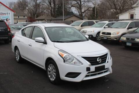 2019 Nissan Versa for sale at Rochester Auto Mall in Rochester MN