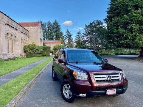 2008 Honda Pilot for sale at EZ Deals Auto in Seattle WA