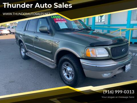 2000 Ford Expedition for sale at Thunder Auto Sales in Sacramento CA