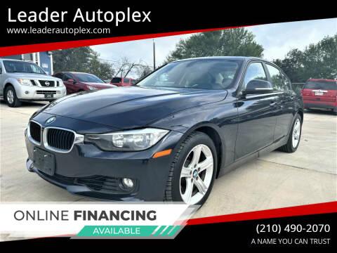 2013 BMW 3 Series for sale at Leader Autoplex in San Antonio TX
