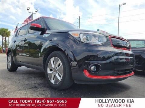 2017 Kia Soul EV for sale at JumboAutoGroup.com in Hollywood FL