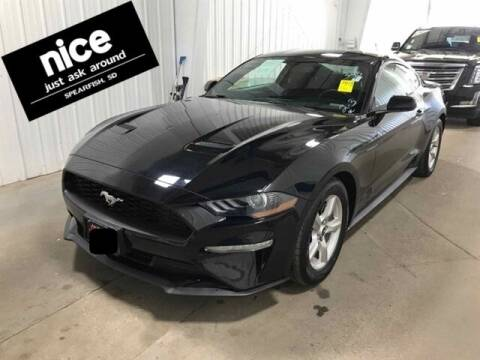 2019 Ford Mustang for sale at PRESTIGE AUTO SALES in Spearfish SD