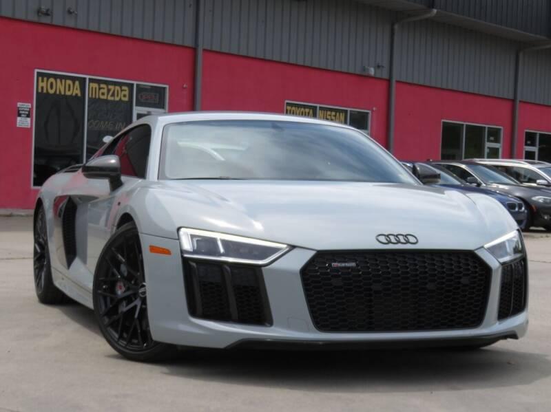 2018 Audi R8 for sale at CarPlex in Manassas VA