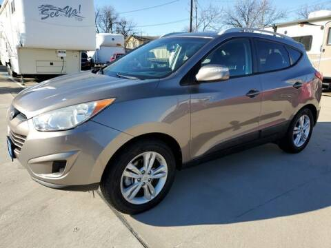 2012 Hyundai Tucson for sale at Kell Auto Sales, Inc - Grace Street in Wichita Falls TX