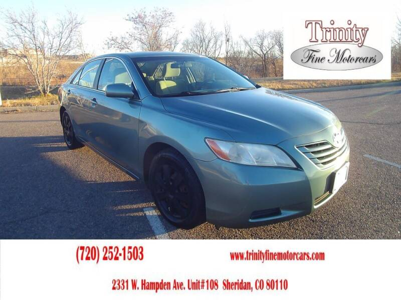 2009 Toyota Camry for sale at TRINITY FINE MOTORCARS in Sheridan CO