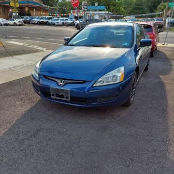 2003 Honda Accord for sale at Premium Motors in Rahway NJ