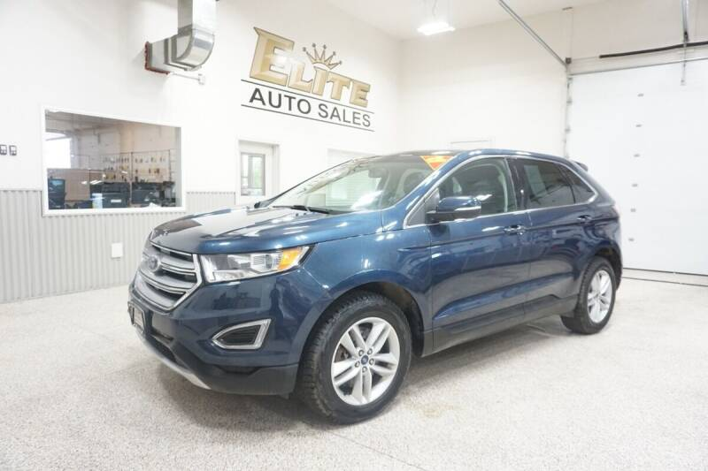 2017 Ford Edge for sale at Elite Auto Sales in Ammon ID