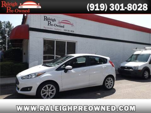 2019 Ford Fiesta for sale at Raleigh Pre-Owned in Raleigh NC