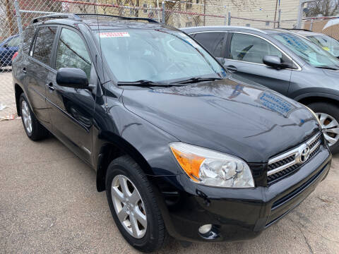 2007 Toyota RAV4 for sale at Polonia Auto Sales and Service in Hyde Park MA