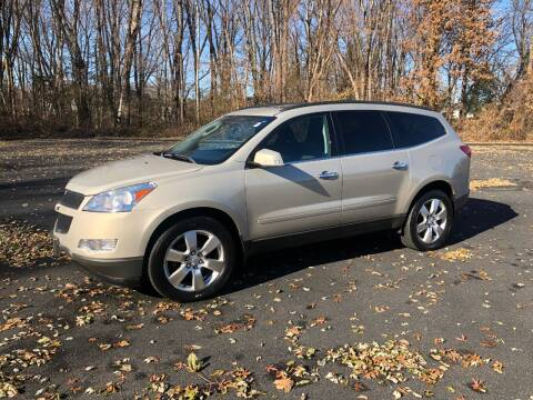 2012 Chevrolet Traverse for sale at Chris Auto South in Agawam MA