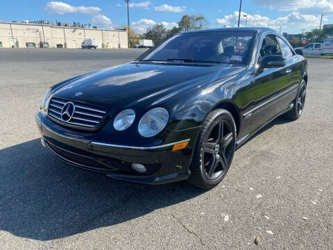 2002 Mercedes-Benz CL-Class for sale at Pristine Auto Group in Bloomfield NJ