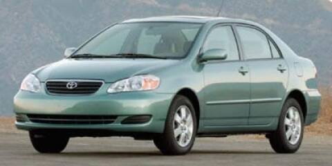 2007 Toyota Corolla for sale at SPRINGFIELD ACURA in Springfield NJ