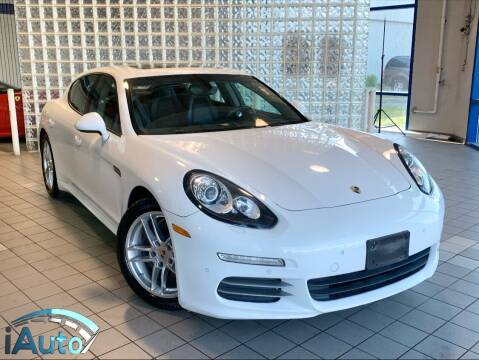 2014 Porsche Panamera for sale at iAuto in Cincinnati OH
