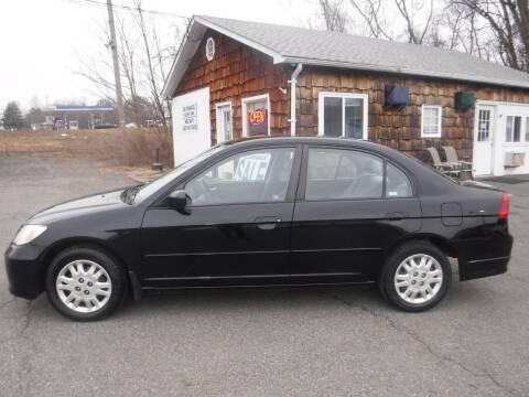2004 Honda Civic for sale at Trade Zone Auto Sales in Hampton NJ