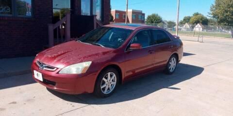 2004 Honda Accord for sale at CARS4LESS AUTO SALES in Lincoln NE