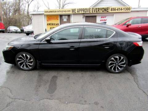 2016 Acura ILX for sale at American Auto Group Now in Maple Shade NJ