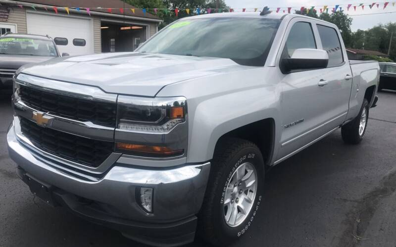 2016 Chevrolet Silverado 1500 for sale at Baker Auto Sales in Northumberland PA
