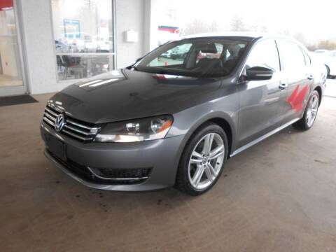 2014 Volkswagen Passat for sale at Auto America in Charlotte NC